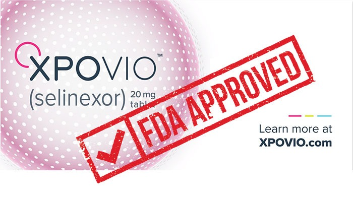 FDA Approval of Selinexor After At Least One Prior Therapy