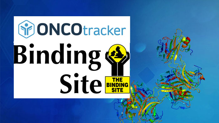 ONCOTracker and the Binding Site Collaborate to Develop sBCMA Monitoring Test