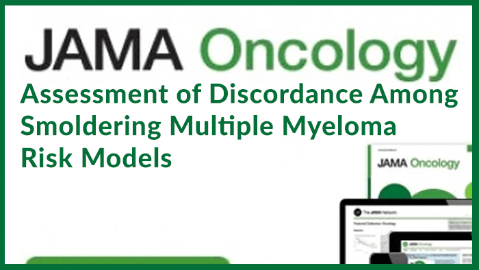 Accurate Identification of Patients with SMM at Highest Risk of Developing MM Remains Difficult