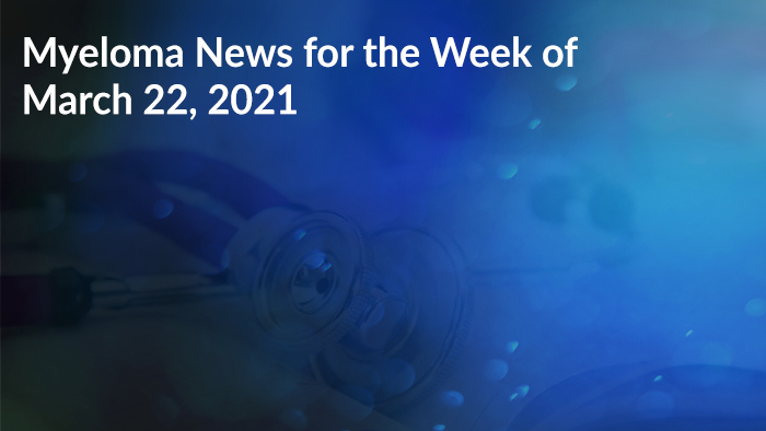 Top Headlines and Journal Articles for the Week of March 22, 2021
